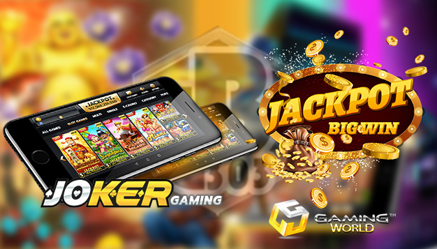 Gaming World Permainan Slot Joker123 Paling Mantap